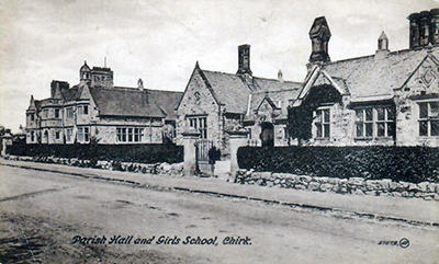 Parish Hall and Girls School Chirk