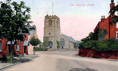 St Marys Church Chirk