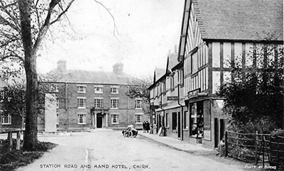 Station Road Chirk